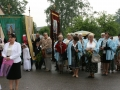 Boże Ciało 2013 w parafii pw. św. Mikołaja Biskupa w Gomulinie