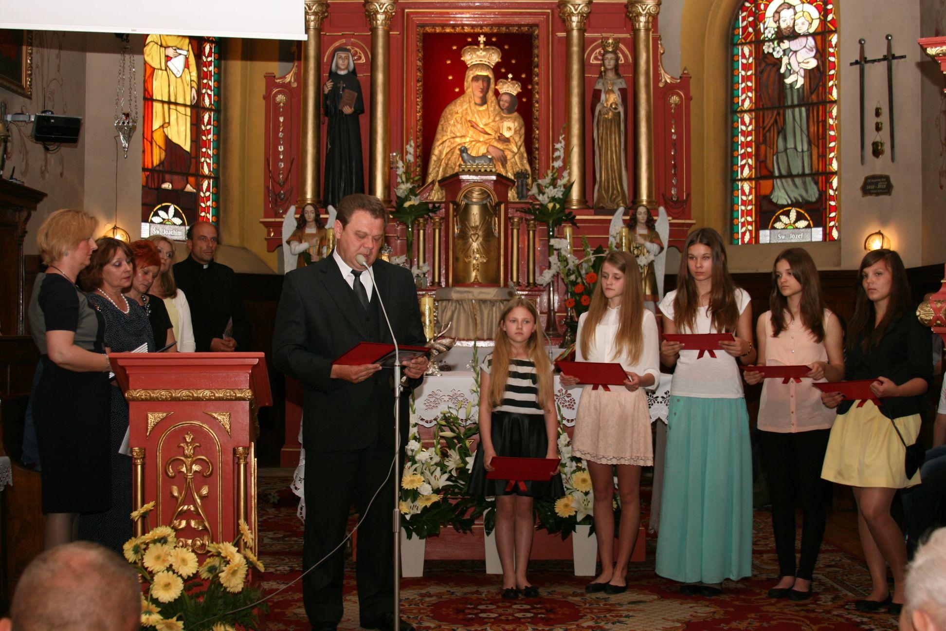 II rocznica śmierci ks Mariana Wiewiórowskiego