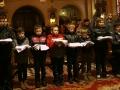 Przyjęcie nowych ministrantów w parafii Gomulin