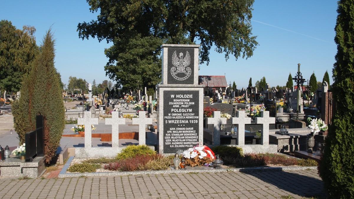 Cmentarz w Gomulinie