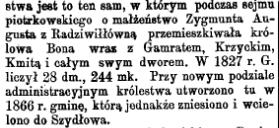 Słownik geograficzny królestwa polskiego - Gomulin